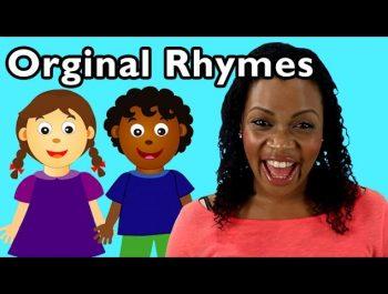 Original Rhymes | Nursery Rhymes from Mother Goose Club!
