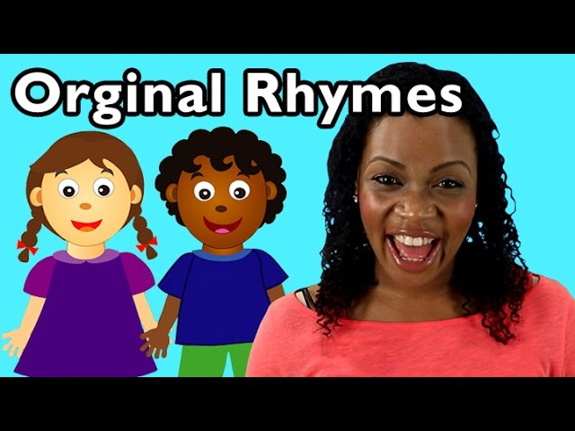 Original Rhymes | Nursery Rhymes from Mother Goose Club!