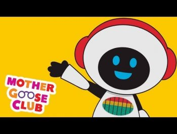 Nursery Rhymes for Kids | Rockin Robot | Mother Goose Club Rhymes for Kids | Baby Songs for Children