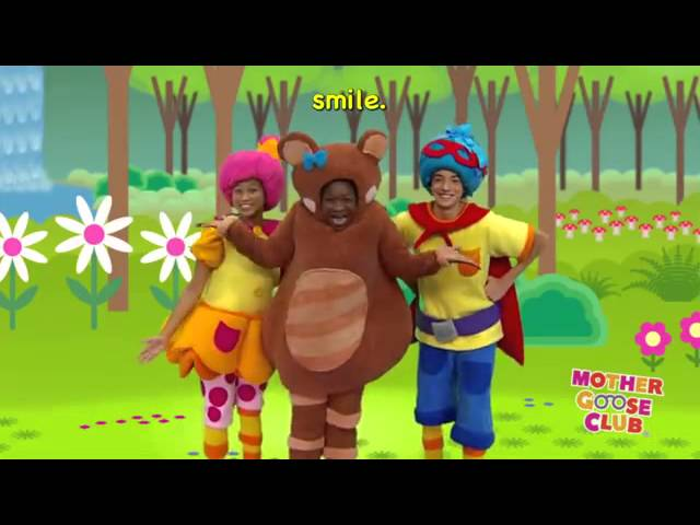 If You're Happy and You Know It   Mother Goose Club Songs for Children
