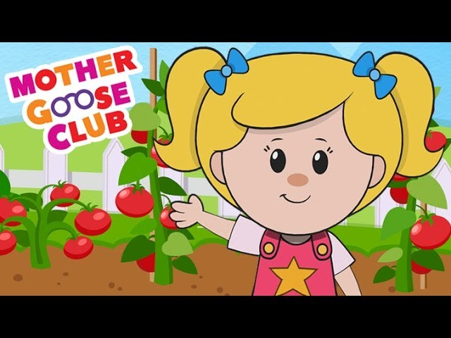 The Planting Song – Earth Day Song for Children from Mother Goose Club