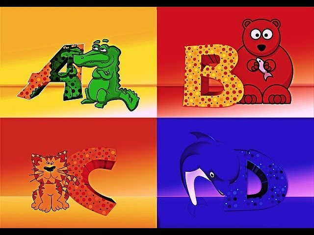 ABC SONG / Alphabet Song / ABC KID TV / ABC Song for Children /Nursery Rhymes/ Kids Song