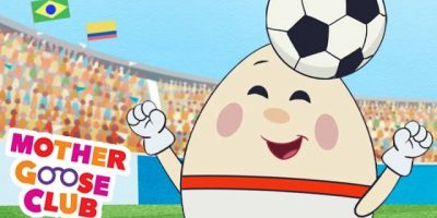 Football Rocker — Mother Goose Club Rhymes for Kids