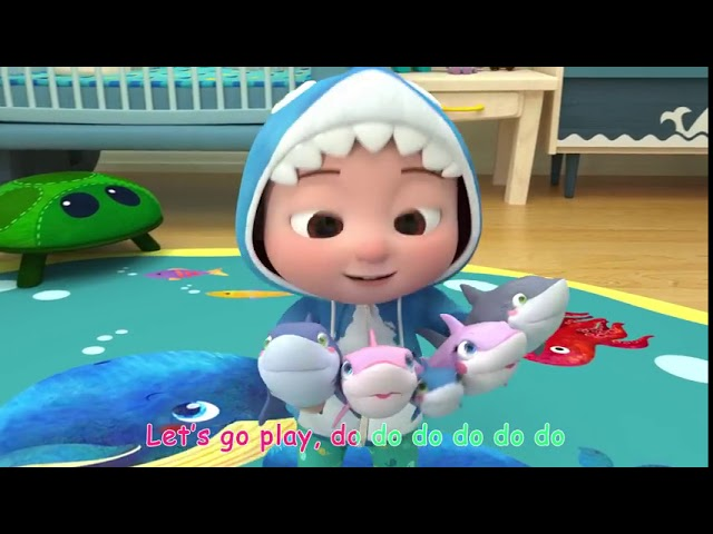 Baby Shark 2   Hide and Seek  Cocomelon ABCkidTV Nursery Rhymes & Kids Songs