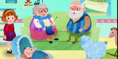 Baa Baa Black Sheep 2D  Cocomelon ABCkidTV Nursery Rhymes & Kids Songs