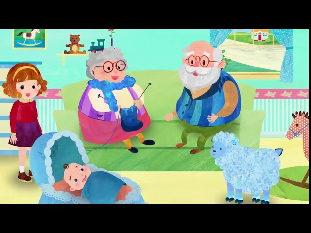 Baa Baa Black Sheep 2D  Cocomelon ABCkidTV Nursery Rhymes & Kids Songs