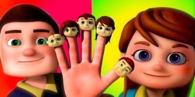 Finger Family | Finger Family Videogyan | 3D Animation- Finger Family Nursery Rhyme For Children
