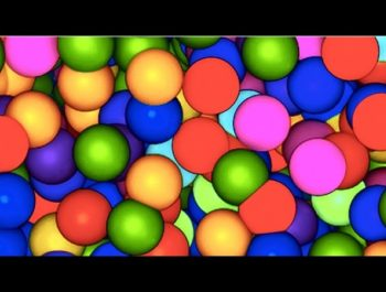 Five Little Babies Playing With Balls   Five Little Babies Collection   Zool Babies BallPit Show