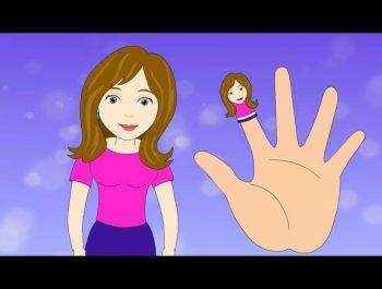 The Finger Family – Nursery Rhymes for Children
