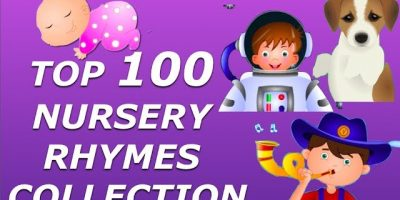 Top 100 Nursery Rhymes Collection For Children – Biggest Rhymes Collection