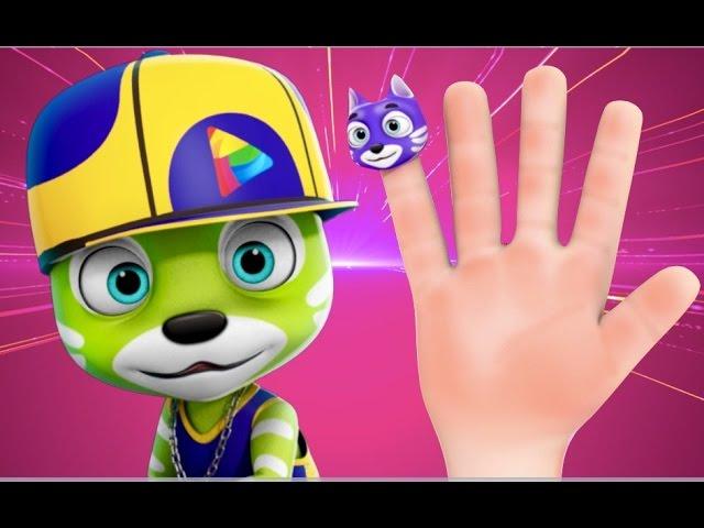 Cat Finger Family | Videogyan 3D Rhymes | Nursery Rhymes For Children
