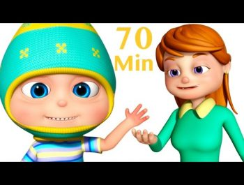 Diddle Diddle Dumpling My Son John | Nursery Rhymes Collection | 3D Rhymes & Kids Songs