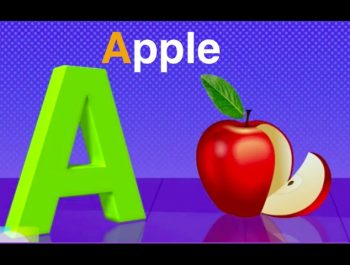 ABC Song | Phonics Song | Alphabet Song For Children