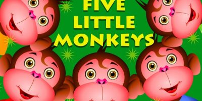 Five Little Monkeys Jumping On The Bed And More Monkey Songs