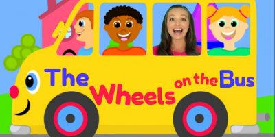 The Wheels on the Bus – Nursery Rhymes for Children, Kids and Toddlers