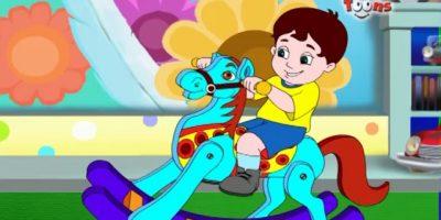लकड़ी की काठी | Lakdi ki kathi | Popular Hindi Children Songs | Animated Songs by JingleToons