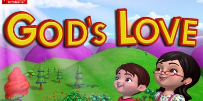 God's Love Is So Wonderful – Nursery Rhymes