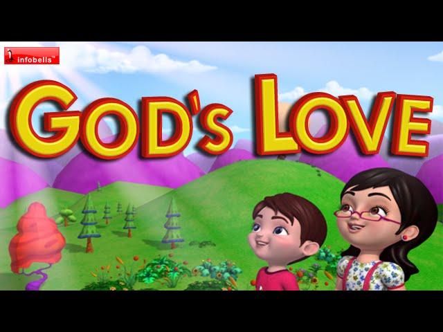 God's Love Is So Wonderful – Nursery Rhymes – Nursery Rhymes