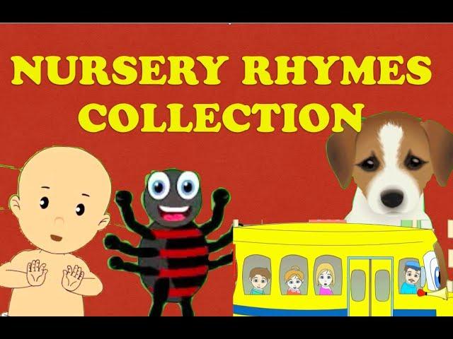 Nursery Rhymes Collection Vol 2 | 30 Min Nursery Rhymes For Children