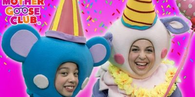 Birthday Cake Party | Today Is Your Day | Mother Goose Club Songs for Children