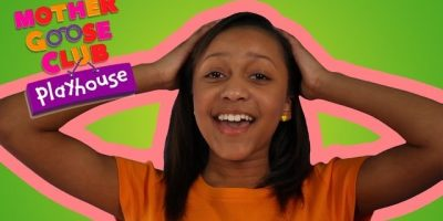 Head, Shoulders, Knees and Toes | Mother Goose Club Playhouse Kids Video