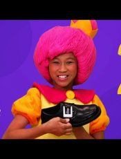 One Two Buckle My Shoe (HD) – Mother Goose Club Songs for Children