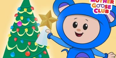 O Christmas Tree – Mother Goose Club Rhymes for Kids
