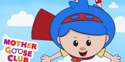 Jack Be Nimble – Mother Goose Club Rhymes for Kids