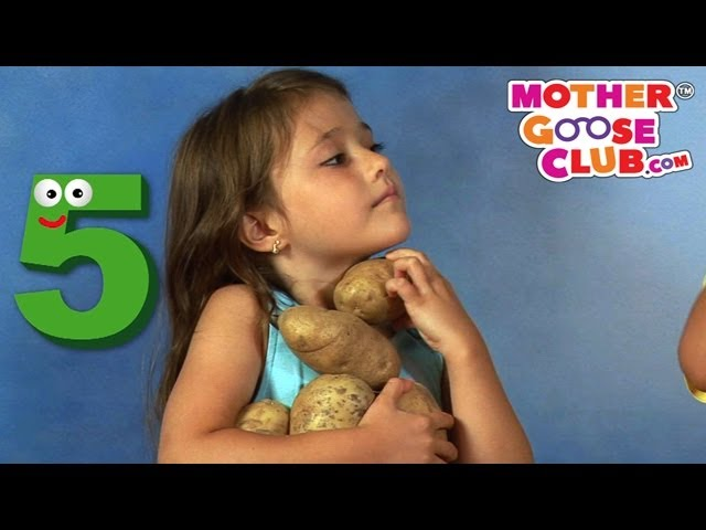 One Potato, Two Potato – Mother Goose Club Playhouse Kids Video