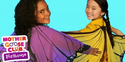 Butterfly | Mother Goose Club Playhouse Kids Video