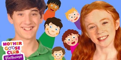 The Finger Family | Mother Goose Club Playhouse Kids Video