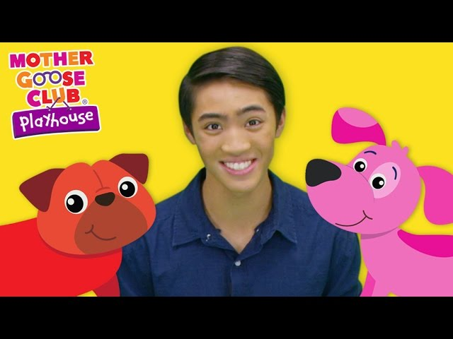 Color Dogs | Happy Color Park Song | Mother Goose Club Playhouse Kids Video