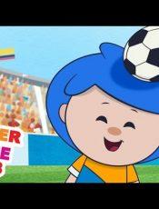 Soccer Rocker – Mother Goose Club Rhymes for Kids