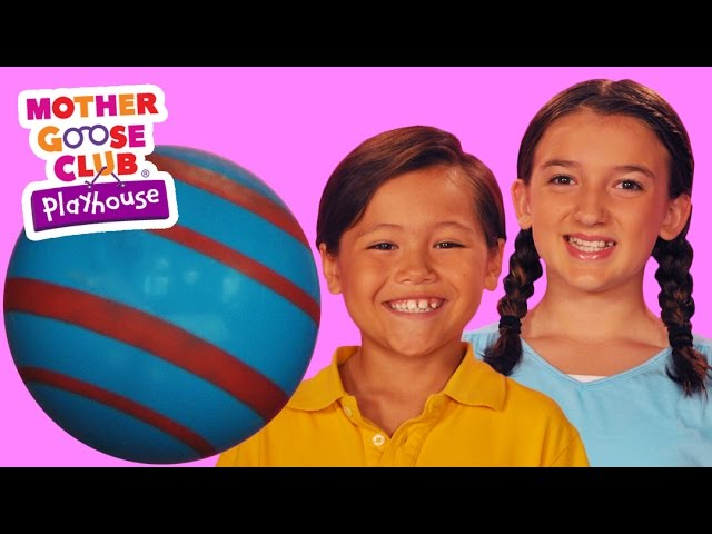 Ball | Mother Goose Club Playhouse Kids Video