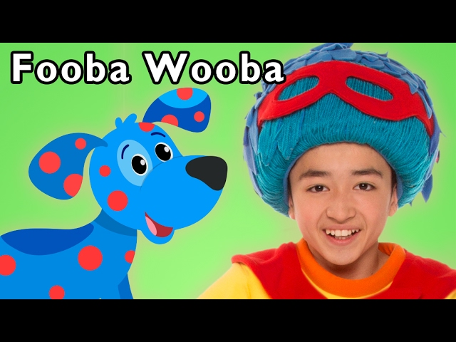 Funny Animal Games | Fooba Wooba and More | Baby Songs from Mother Goose Club!