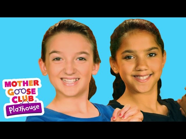 Hello Shadow | Mother Goose Club Playhouse Kids Video
