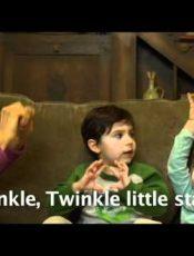 Twinkle Twinkle Little Star FInger Play