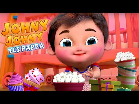 ? Johny Johny Yes Papa ,Baby Shark , The Wheels on the Bus ,Twinkle Twinkle Little Star , ABC Songs