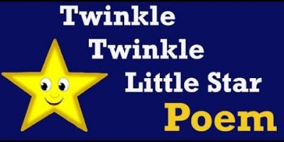   TWINKLE TWINKLE LITTLE STAR   BEAUTIFUL NEW POEMS  