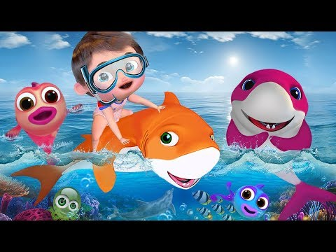 ? Baby Shark , The Wheels on the Bus , Johny Johny Yes Papa ,Twinkle Twinkle Little Star , ABC Song