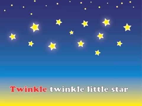 Twinkle Twinkle Little Star – Nursery Song for Children