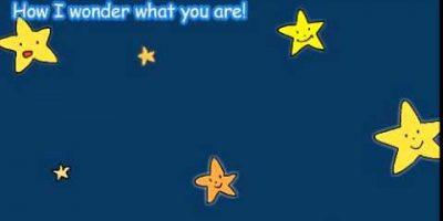 歌付き Twinkle Twinkle Little Star【きらきら星】 英語童謡