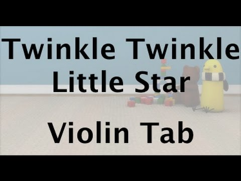 Learn Twinkle Twinkle Little Star on Violin – How to Play Tutorial