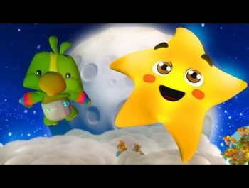 Twinkle Twinkle Little Star | English Song for Kids by Little Treehouse