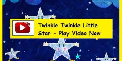 Twinkle twinkle little star – English Nursery Rhymes HD