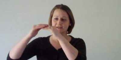 Sign Language – Twinkle Twinkle Little Star