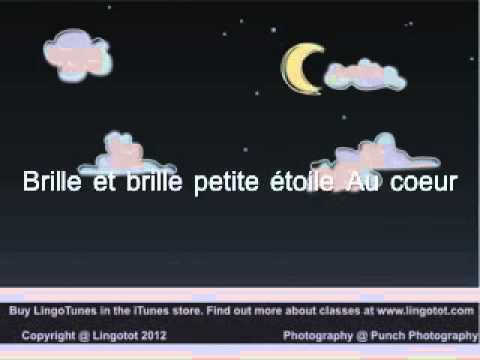 Lingotot – Twinkle Twinkle Little Star (French)