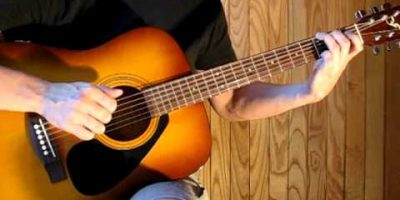 Children guitar lessons: Twinkle, Twinkle, Little Star – chords