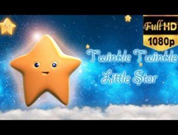 Twinkle Twinkle Little Star | 3D Animation Nursery Rhyme for Kids | KidsOne