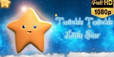 Twinkle Twinkle Little Star | 3D Animation Nursery Rhyme for Kids | KidsOne